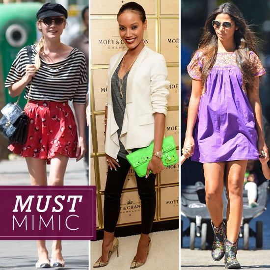 Best-Dressed Celebrities | August 31, 2012