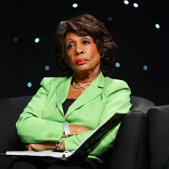 Maxine Waters Comments on Trump at Tax Day March Event