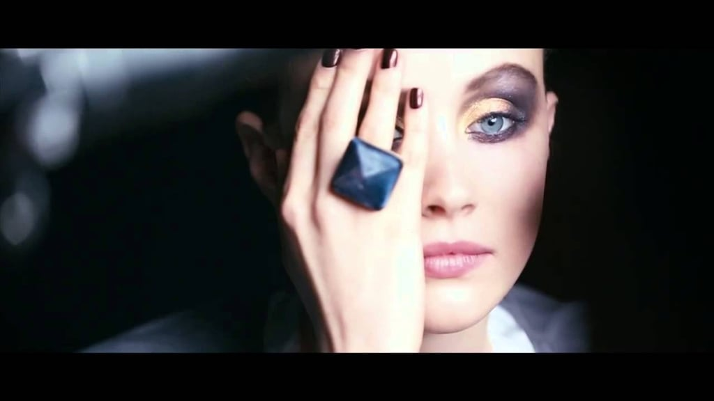 Sarah Gadon For Giorgio Armani Beauty