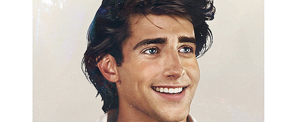 Real-Life Disney Prince Art
