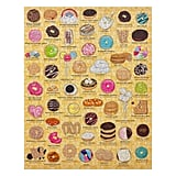 Wild and Wolf Donut Lovers Jigsaw Puzzle