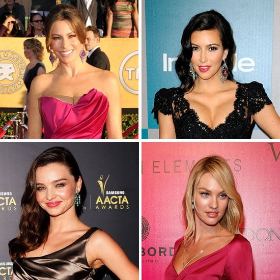 See Who Made the Top 10 of AskMen.com's 11th Annual Top 99 Most Desirable Women List for 2012