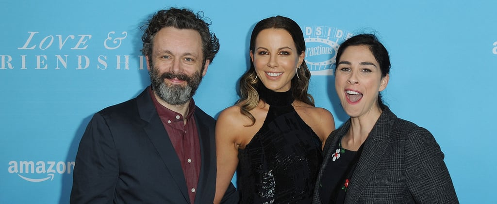 Kate Beckinsale Hits the Red Carpet With Her Ex Michael Sheen and His Girlfriend, Sarah Silverman