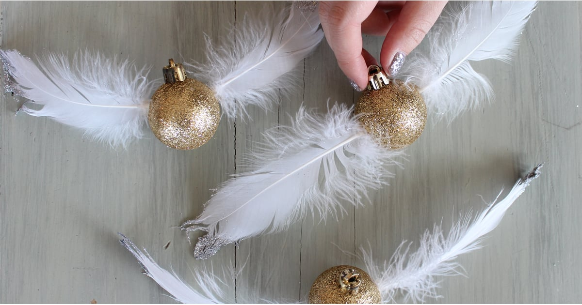 Golden Snitch Christmas Ornament Diy Popsugar Australia