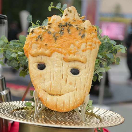 Groot Bread at Disneyland