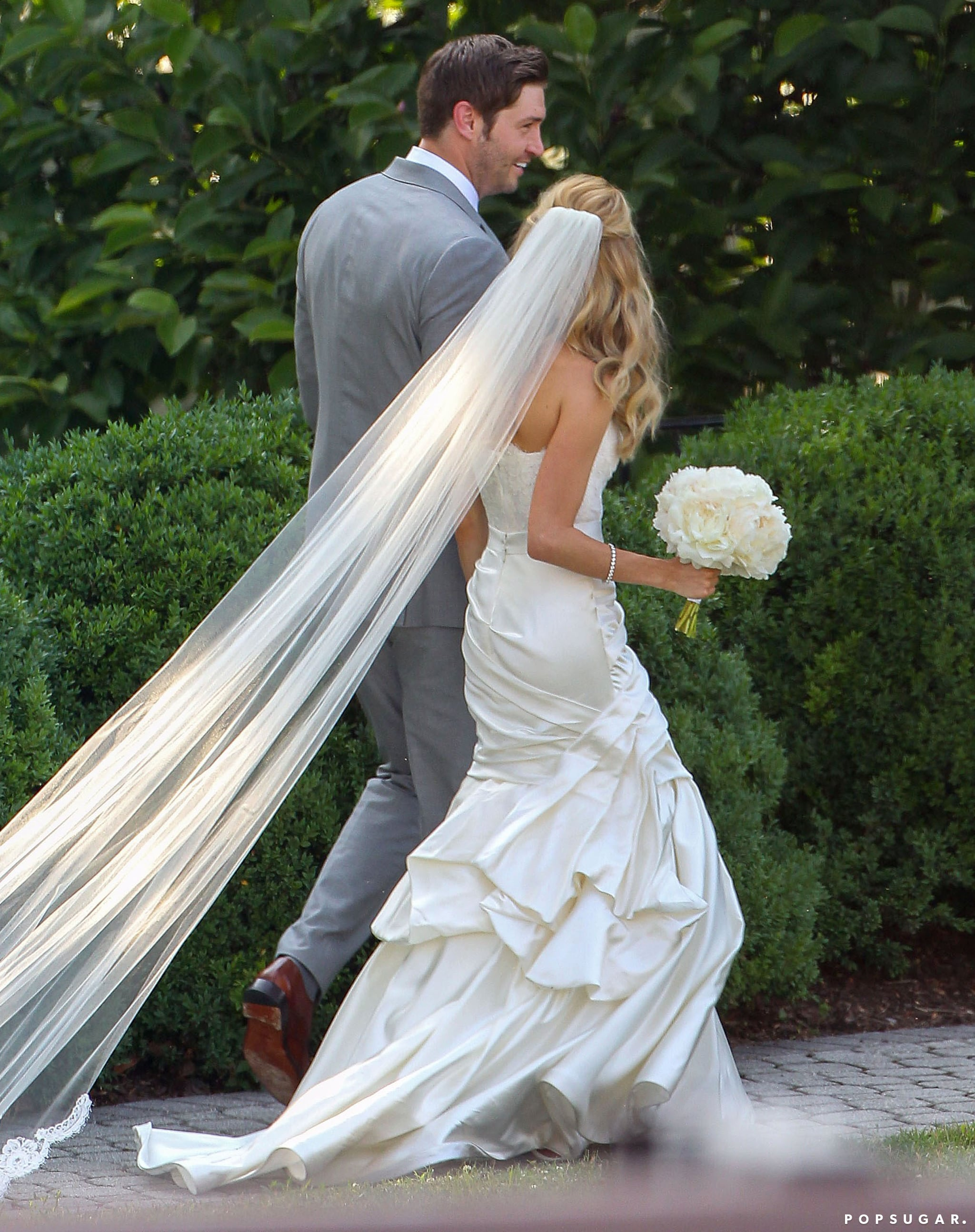 Kristin Cavallari and Jay Cutler tied the knot in Nashville.