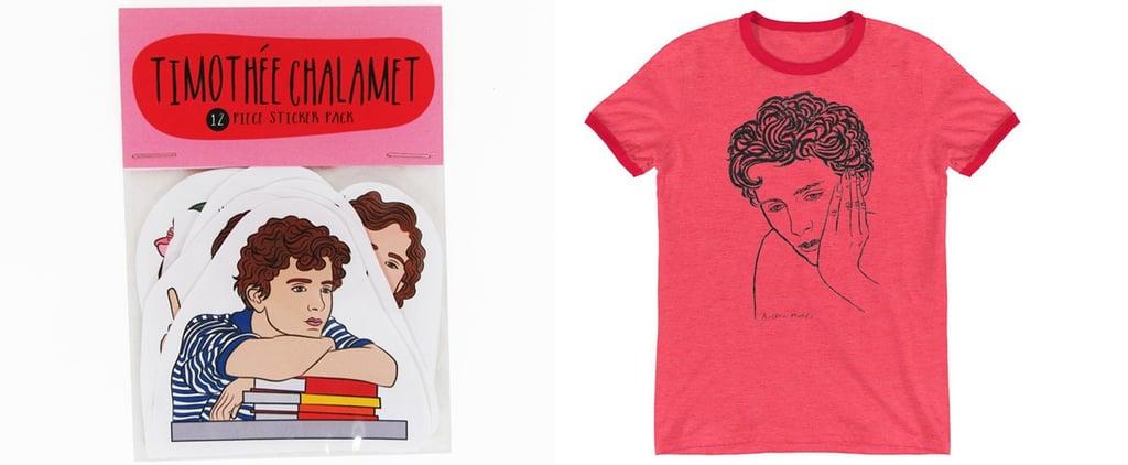 Timothée Chalamet Merchandise