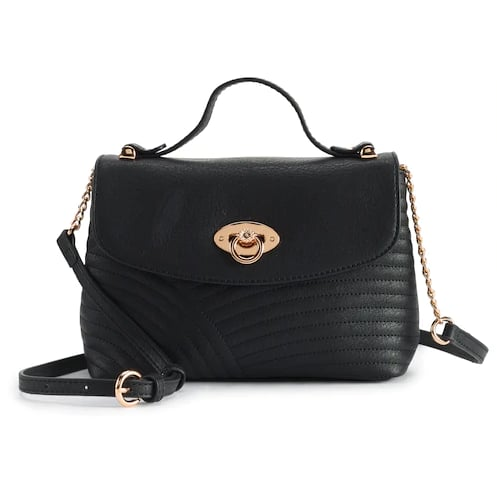 LC Lauren Conrad Crossbody Bag