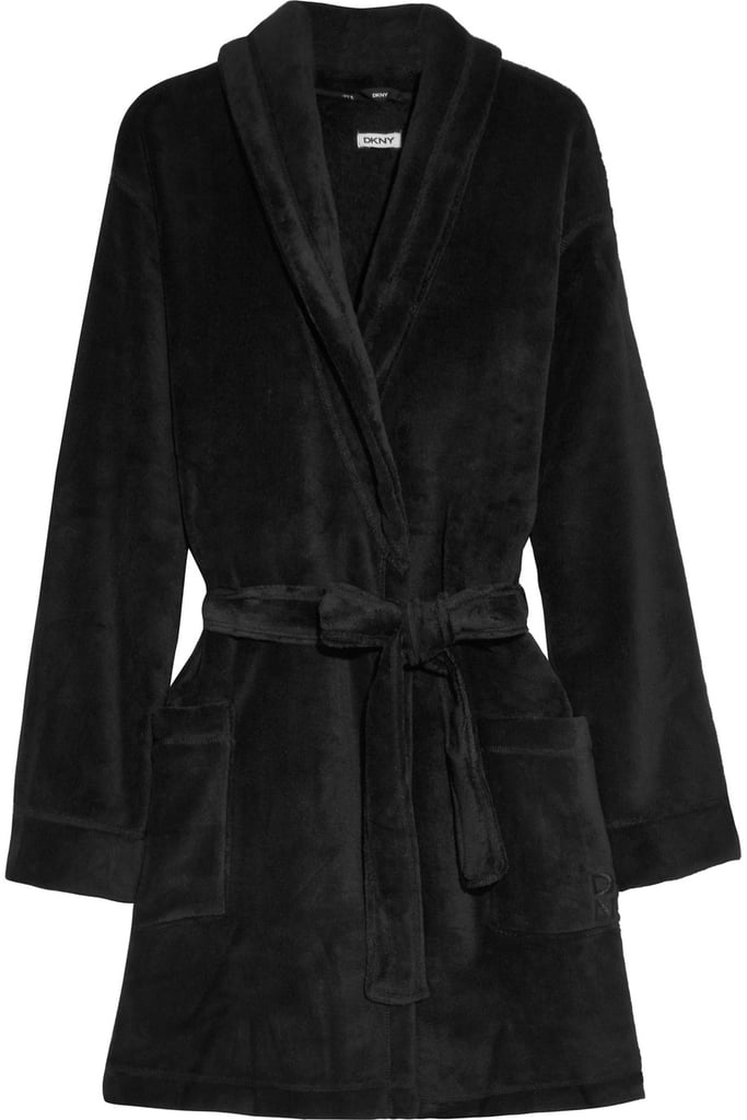 Let Mom unwind in style with a DKNY velour robe ($50).