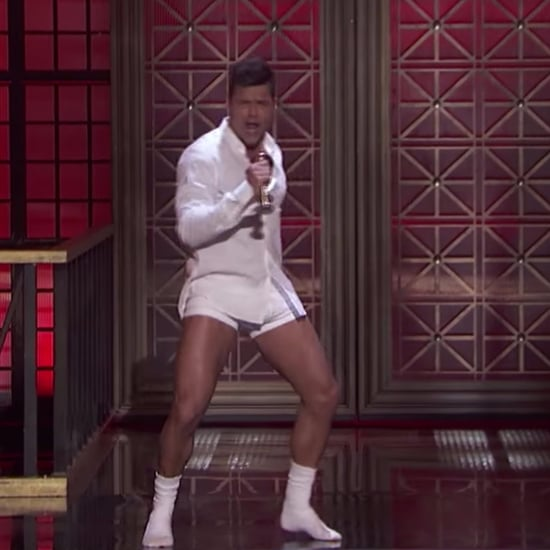 "Ricky Martin's ""Old Time Rock & Roll"" on Lip Sync Battle"