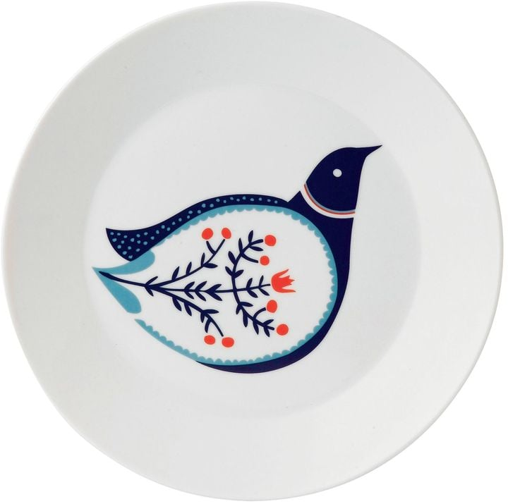 Royal Doulton Fable Bird Accent Plate (£8)