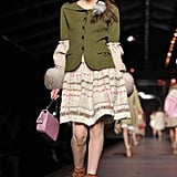 Fall 2011 Paris Fashion Week: Christian Dior 2011-03-04 10:28:00