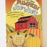 Pumpkin Joe-Joe's Cookies