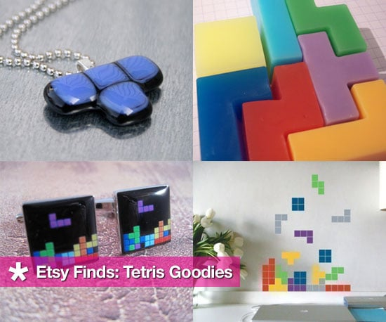 Handmade Tetris Products From Etsy