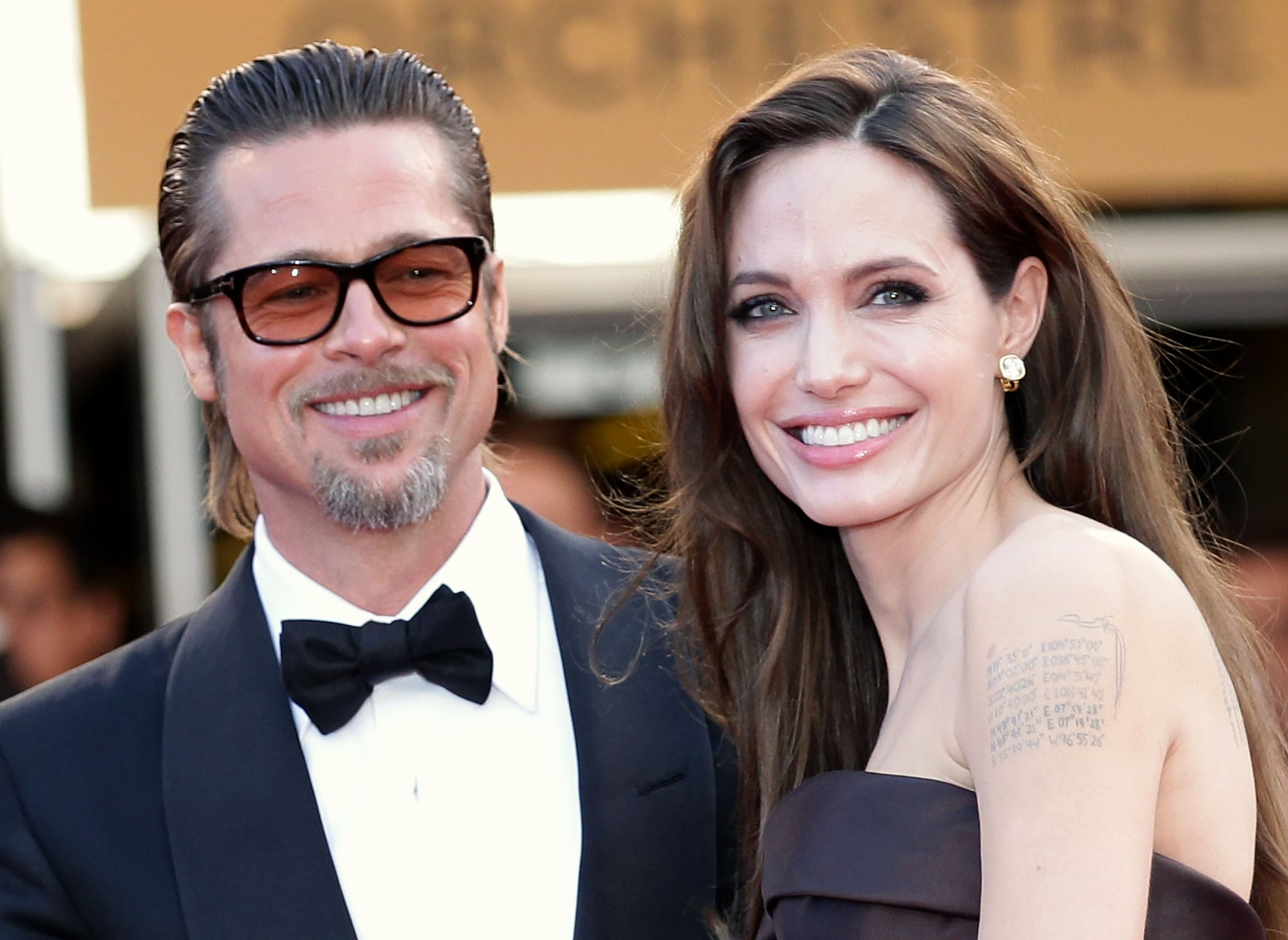 Angelina Jolie calls off divorce from Brad Pitt