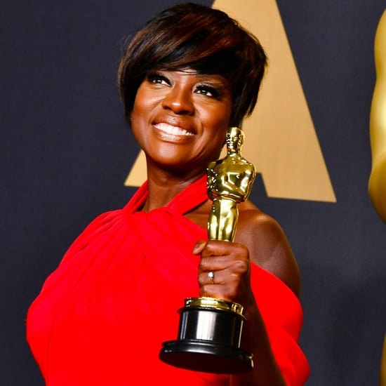 Viola Davis Talking About Her Oscar Win 2017