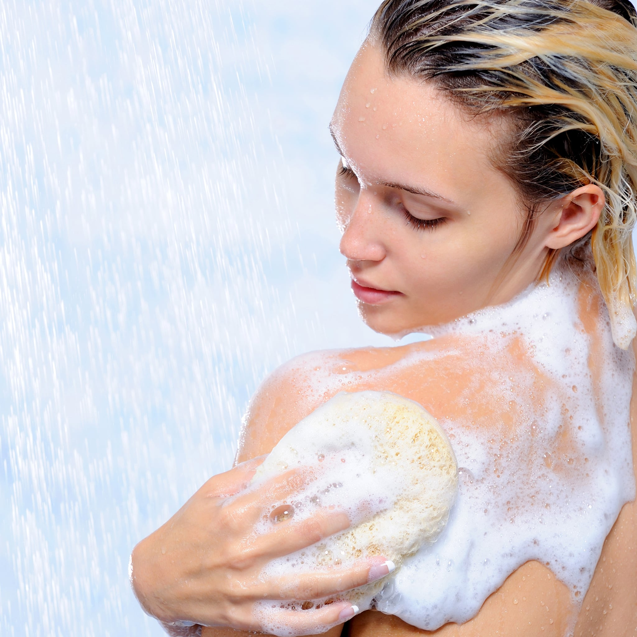Image result for using body wash