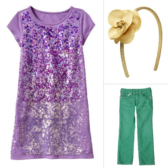 Mardi Gras Gear For Lil Party Animals