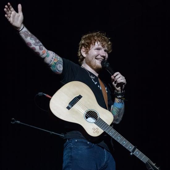 Best Ed Sheeran Pictures 2017
