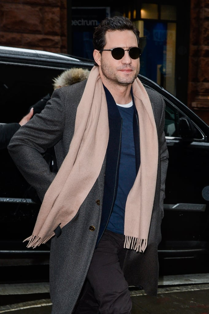 When We Wanted to Be His Scarf So We Could Be Around His Neck