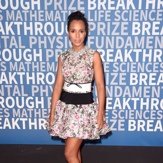 Billie Lourd Gets Fashion Advice From Style Queen Kerry Washington