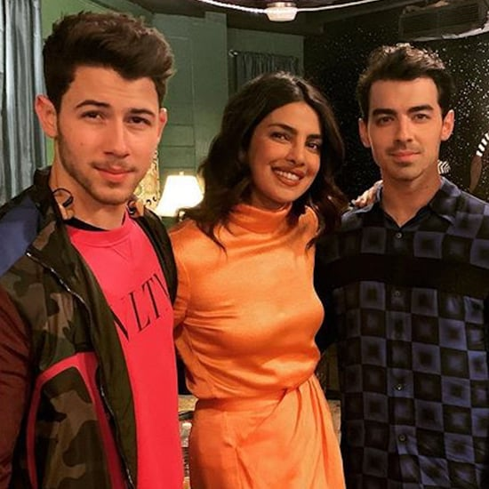 Priyanka Chopra at First Jonas Brothers Concert 2019