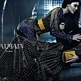 Kylie and Kendall Jenner in the Balmain Fall 2015 Ad Campaign
