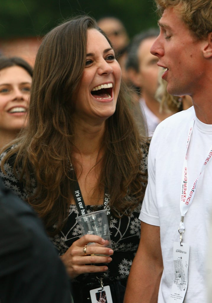 Pictures of Kate Middleton Laughing