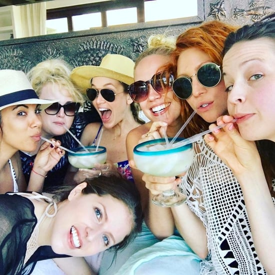 Pitch Perfect 3 Vacation Photos
