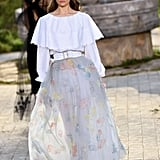 The Whimsical, Alice in Wonderland-Loving Chanel Bride