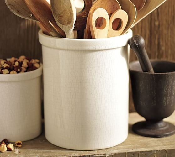 Rhodes Ceramic Crock