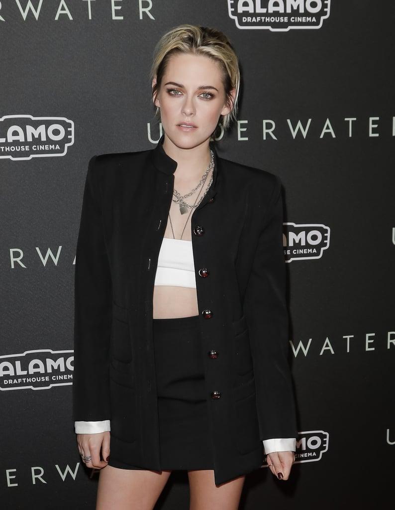 Kristen Stewart's Blond Hair Is Botched on Purpose —Photos