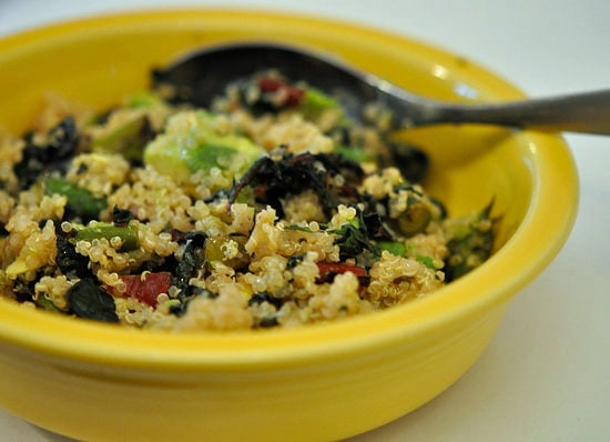 Asparagus Quinoa Salad