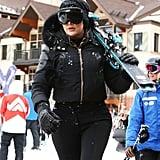 The Kardashian-Jenner Family Vacation in Colorado April 2016
