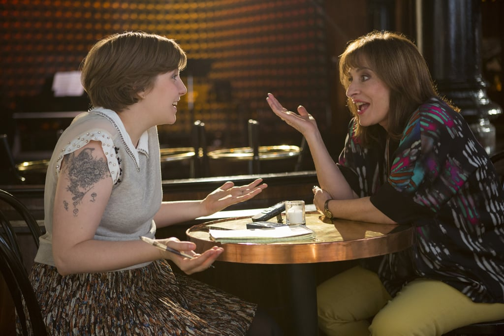 Not Relatable: When She Has a Heart-to-Heart With Patti LuPone