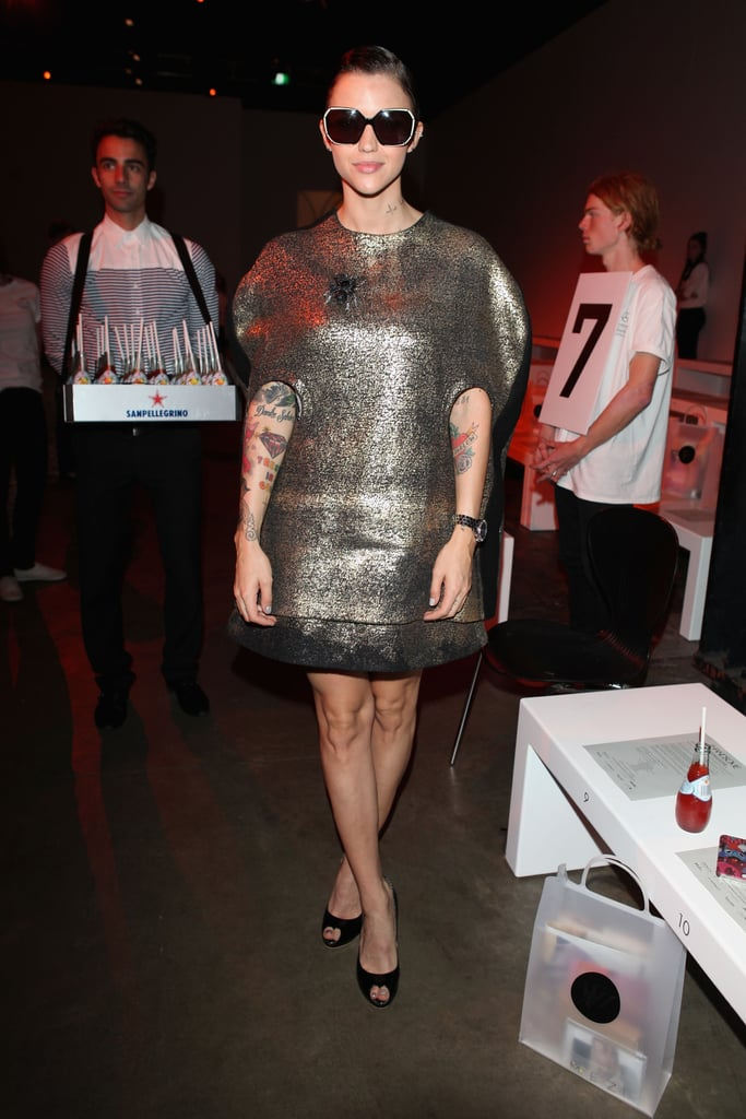 Ruby Rose at We Are Handsome