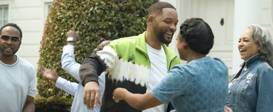 Fresh Prince of Bel-Air Cast Reunite at the Mansion | Video