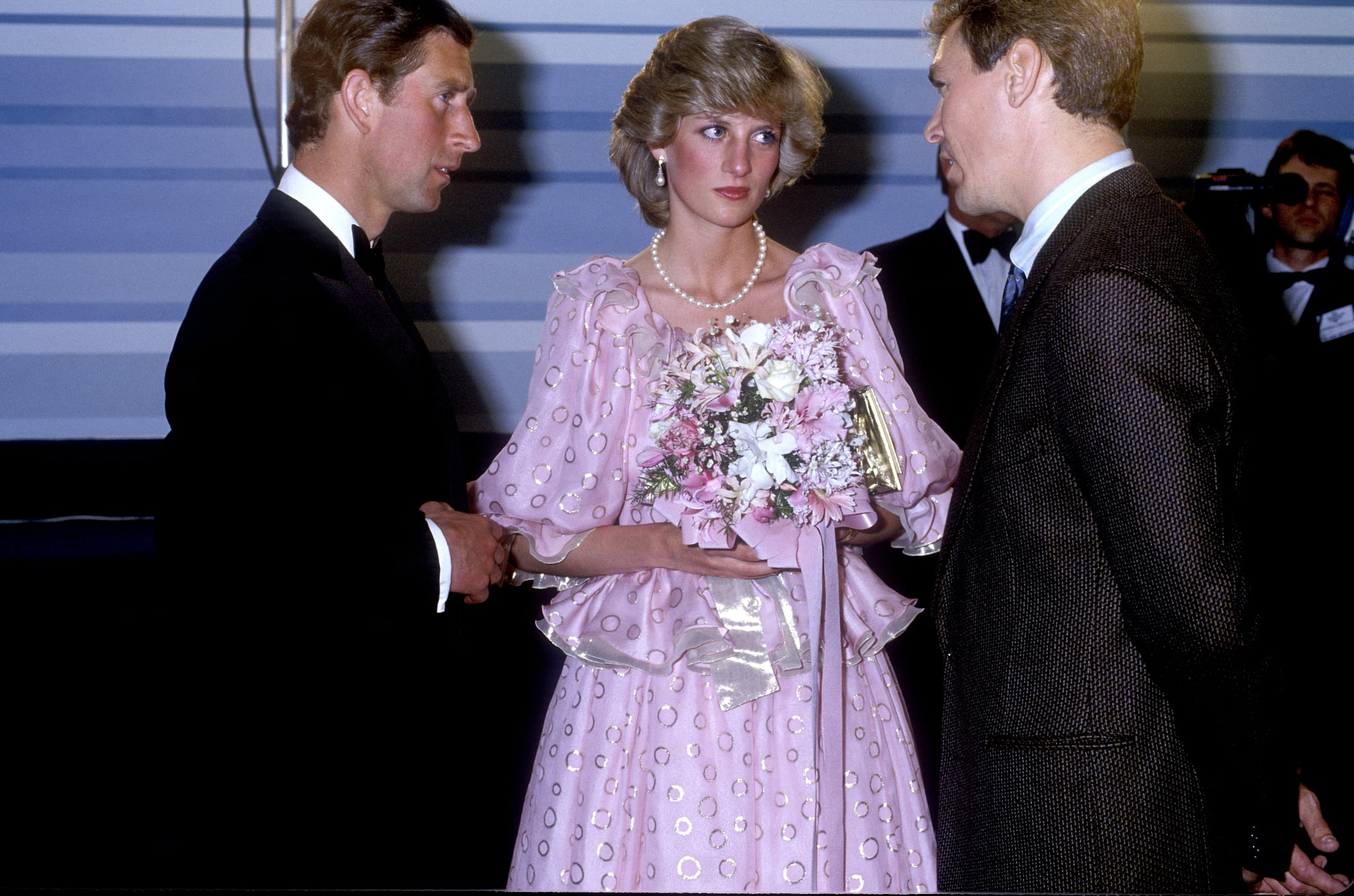 The Best Princess Diana Australia Tour