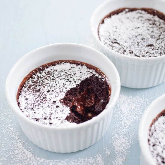 Individual Chocolate Fudge Cakes