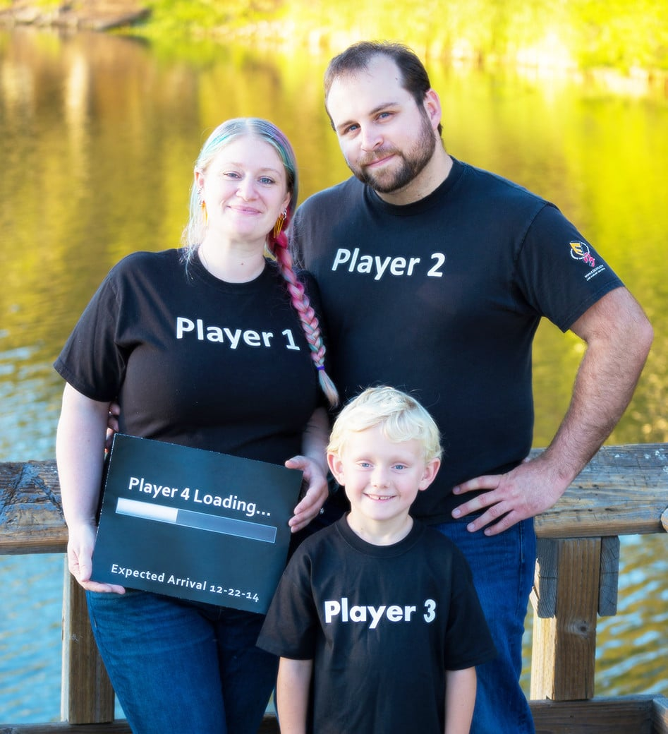 Family of Gamers