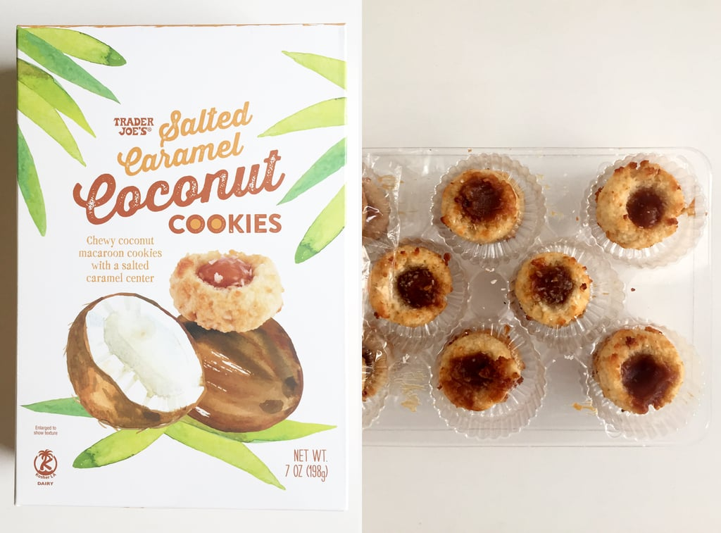 Pick Up: Salted Caramel Coconut Cookies ($3)