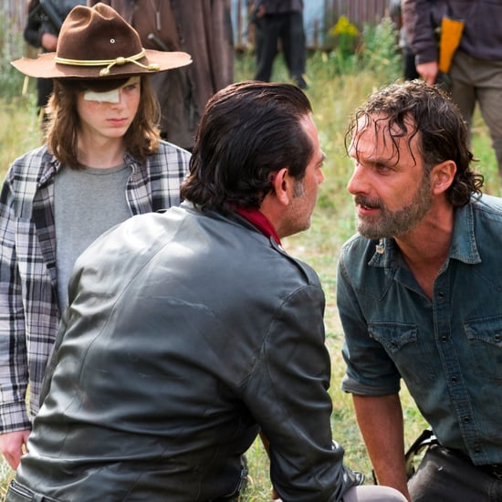 Will Carl and Negan Become Friends on The Walking Dead?