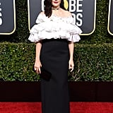 Rachel Weisz at the 2019 Golden Globes