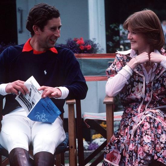 Did Prince Charles Date Princess Diana's Sister Sarah?