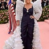 Kris Jenner at the 2019 Met Gala
