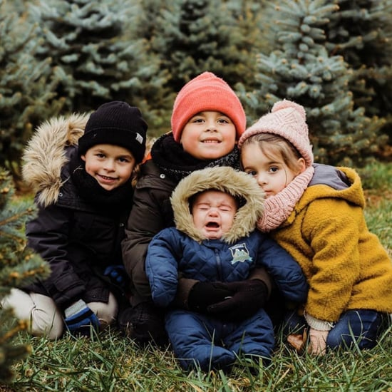 Cute and Funny Family Holiday Card Photos