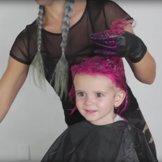 Should I Dye My Kid's Hair?