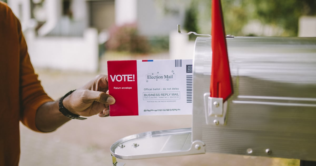 Everything You Need to Know If This Is Your First Time Voting by Mail