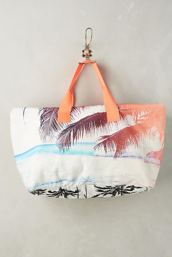 Anthropologie Playa Duffle Bag ($168)