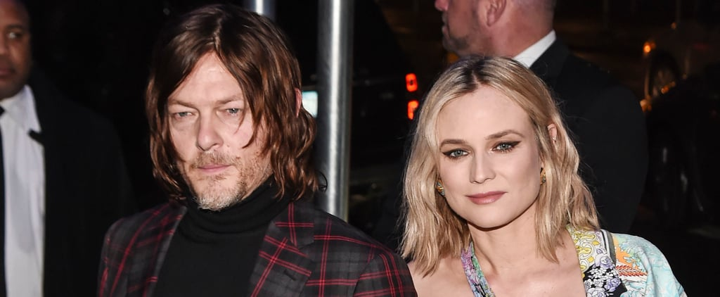 Pictures of Diane Kruger and Norman Reedus's Daughter